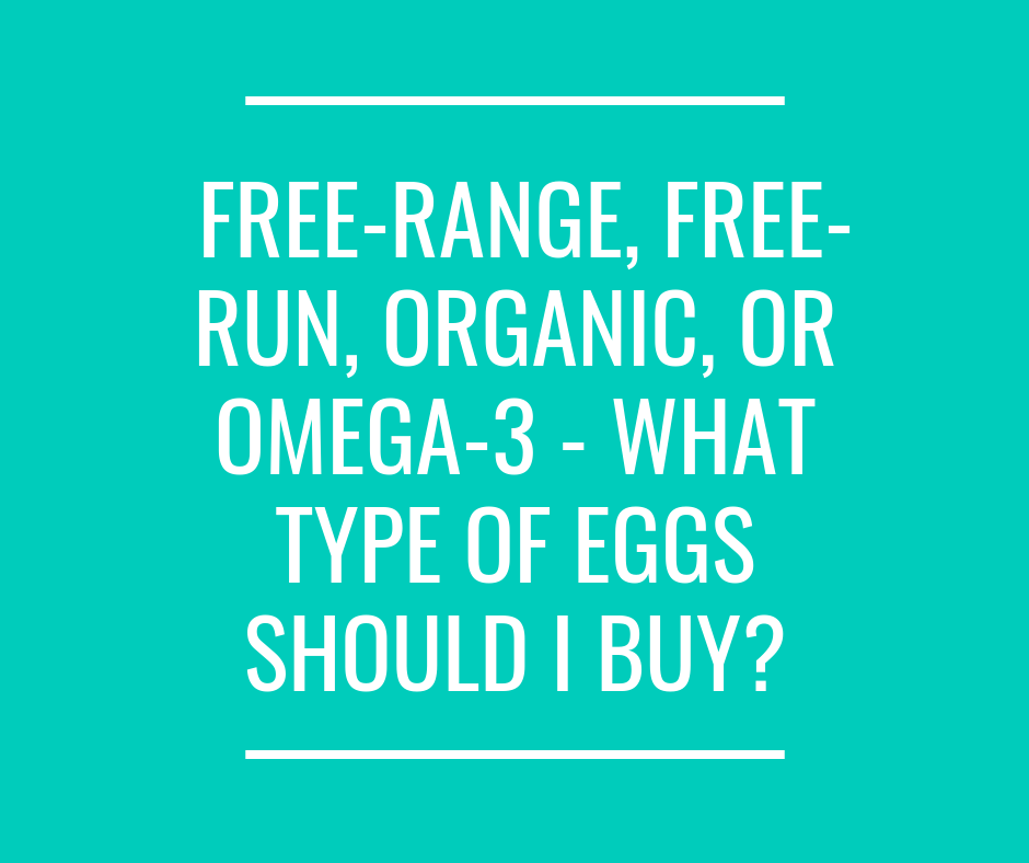 What type of eggs to buy | Dr. Andrea Gri, Naturopathic ...